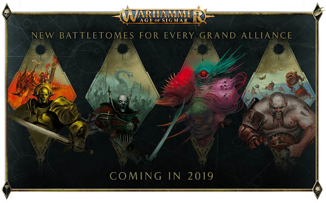 Grand Alliance Age of Sigmar