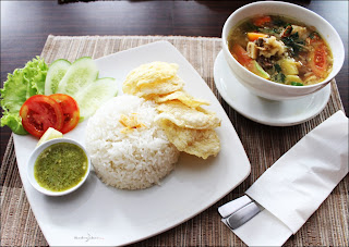 Soup Iga Roger's Cafe Dago