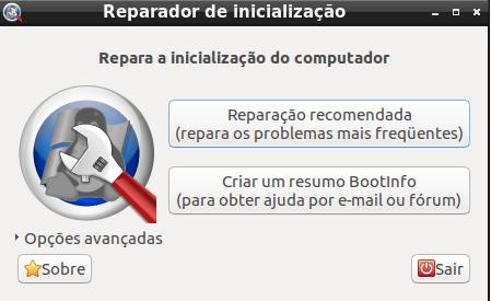 Recuperar Grub - Ubuntu