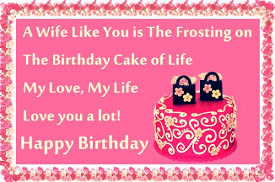 Happy Birthday Wishes for Wife - Happy Birthday Quotes for Wife