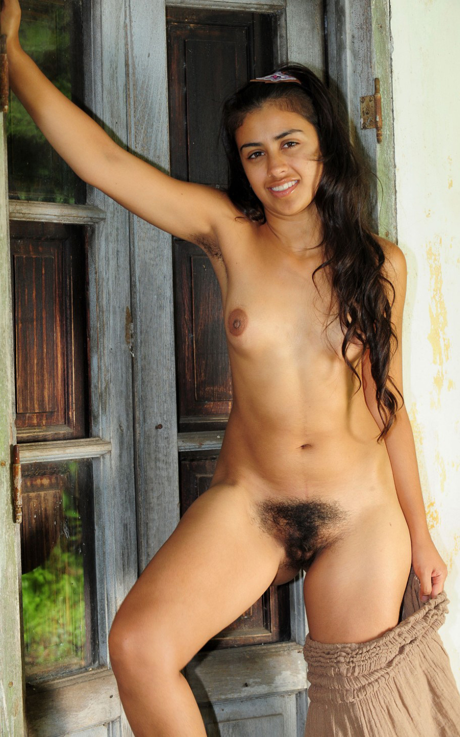 Indian Solo Nude