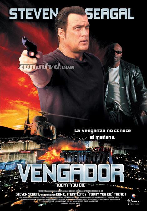 Armas y Cine: Vengador
