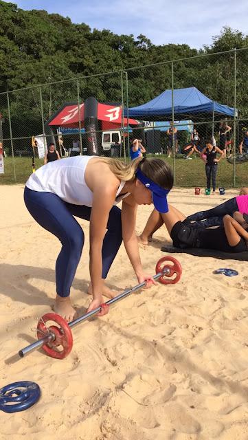 Veja como foi o aulão de treinamento funcional Lean Fitness!