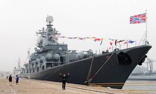 Kapal Perang Varyag