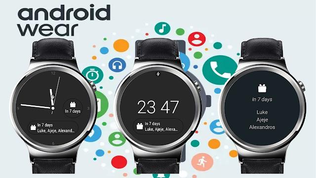 Actualizarea Android Wear la versiunea 2.6 include un sertar cu aplicații recente și alte noutăți
