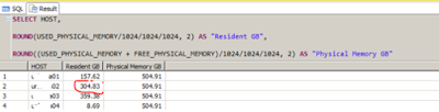 How to Perform Garbage Collection in HANA