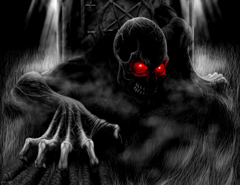 Scary Wallpaper Wallpapers Pc