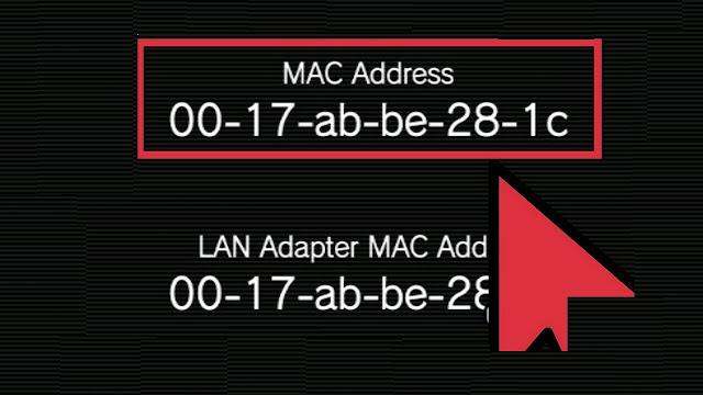 طريقة تغيير الماك ادرس لتجنب الحظر من صاحب الويفي mac address