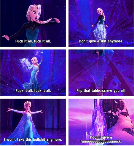 Check Out The Bizarre And Hilarious Frozen Edits From The Constablefrozen Tumblr In This Funny Smosh Gallery Welcome To Disneys Younetwork On Disney