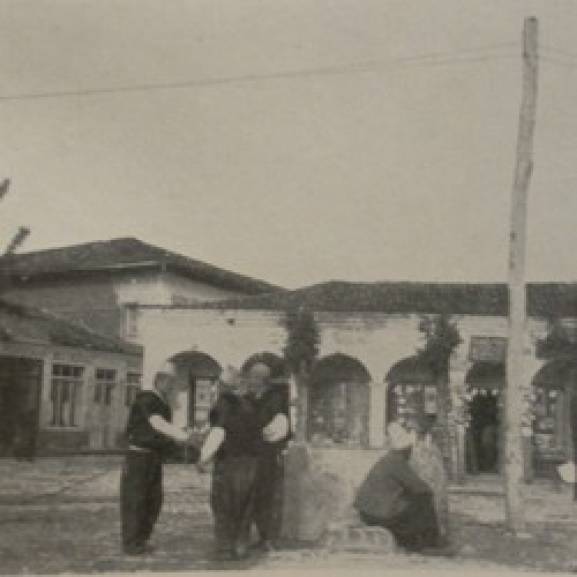 Albania in 1924 - 1928, photographic collection of Friedrich Markgraf