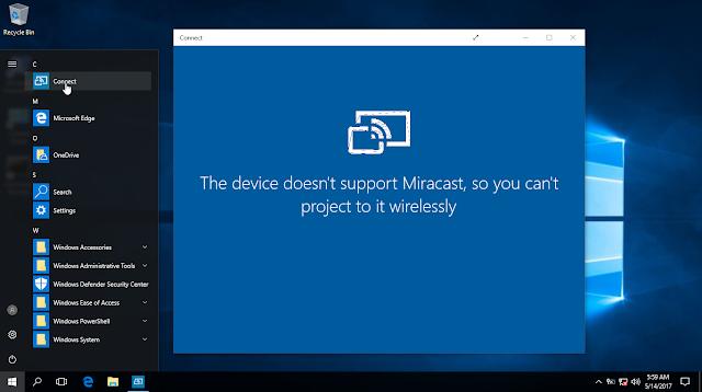 Hướng dẫn gỡ bỏ ứng dụng Connect trong Windows 10