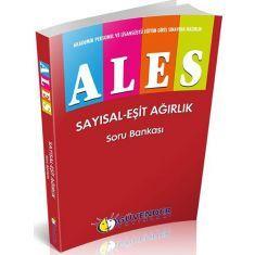 Güvender ALES Sayısal Eşit Ağırlık Soru Bankası
