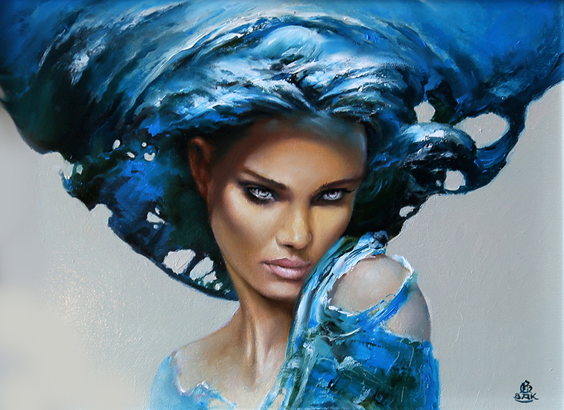 15-Karol-Bąk-Beautifully-Stylised-Portrait-Paintings-www-designstack-co
