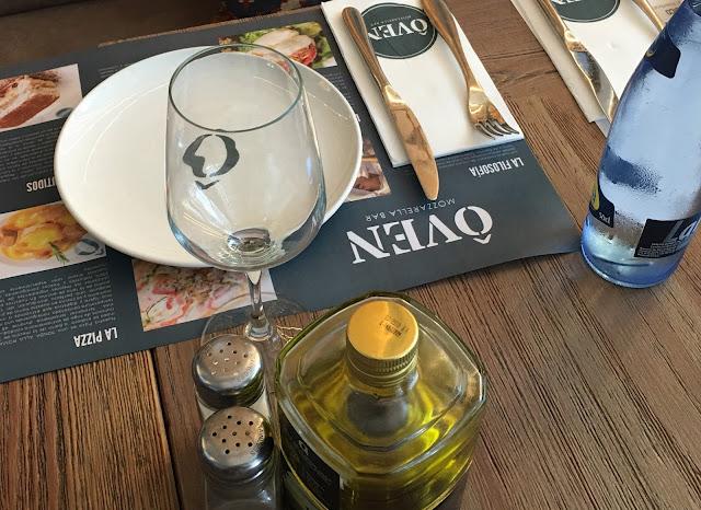 Oven Mozzarella Bar, Cocina Italiana, Gourmet, lifestyle, donde comer en Madrid, Pizza, Pasta, Mozzarella, Burrata, Fashion Blogger