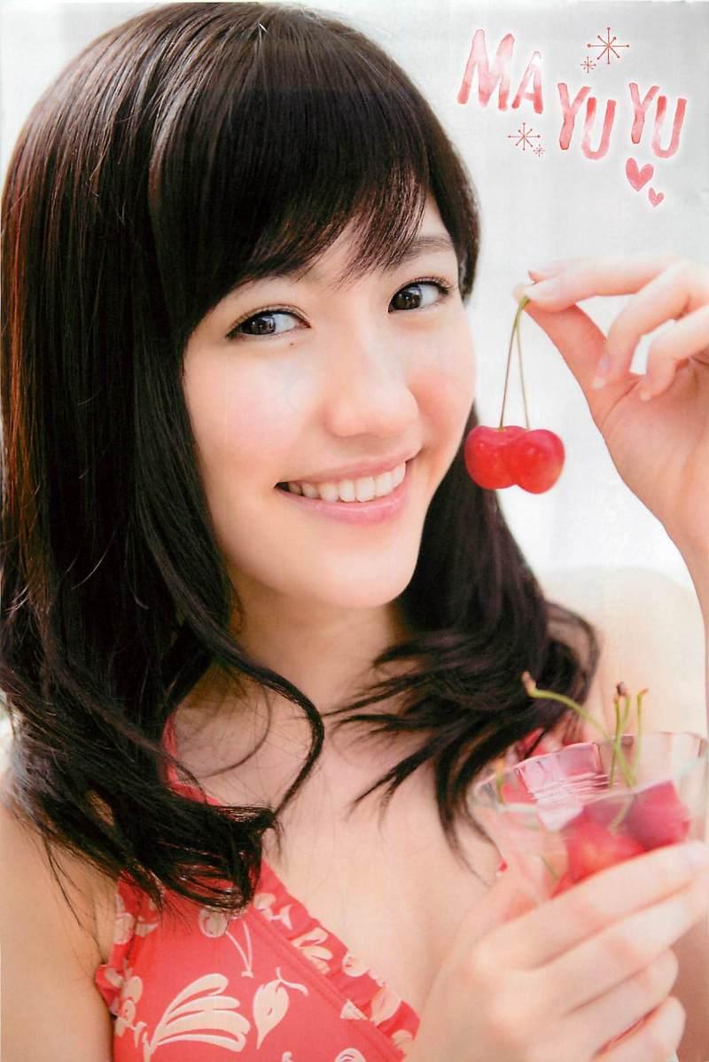 """AKB48 Mayu Watanabe """"Mayuyu ga Kanaderu Natsuiro Melody"""