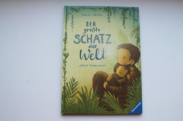 Der groesste Schatz der Welt Lieblingsbuecher Vorlesen 2 bis 3 Jahre Jules kleines Freudenhaus Buchtipps