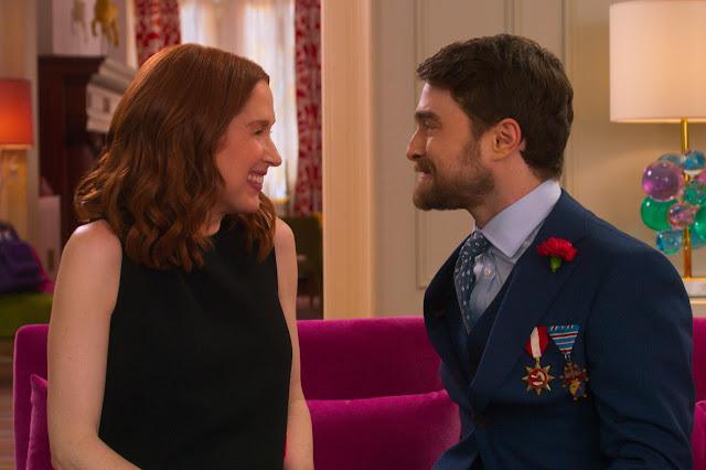 Episódio interativo de 'Unbreakable Kimmy Schmidt' com Daniel Radcliffe é lançado no Brasil | Ordem da Fênix Brasileira