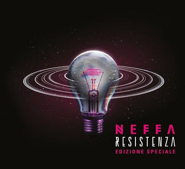 Neffa - Resistenza - Edizione Speciale - nuovo album - tracklist e copertina