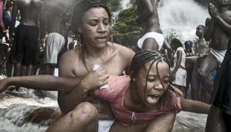 African people having sex