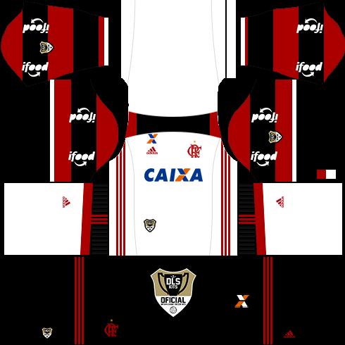 Dream League Soccer Kits  Flamengo 16 17 - DLS16   FTS - By  Georgio ... 6ed055f4cf7e8