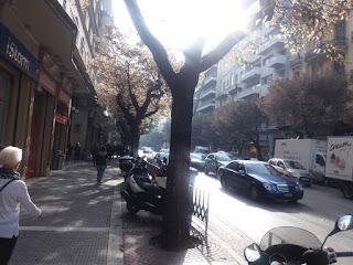 Οδός Τσιμισκή Θεσσαλονίκη