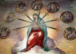 Maria Mẹ ơi, cho con nhẫn nại chịu đau thương