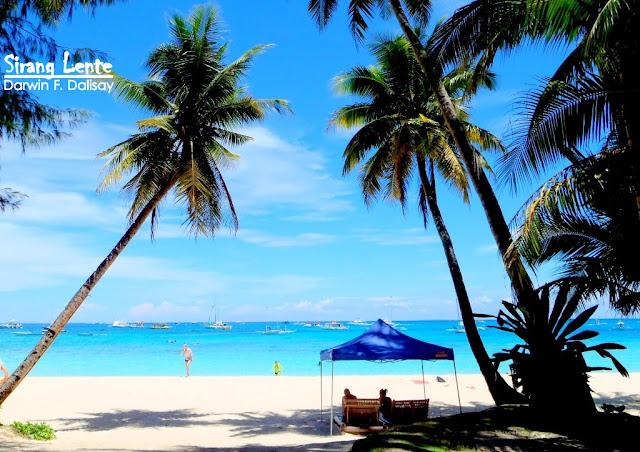 2020 Image of Boracay Island