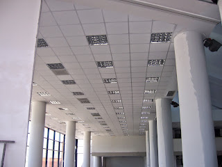 Mineral Fiber Ceiling Systems