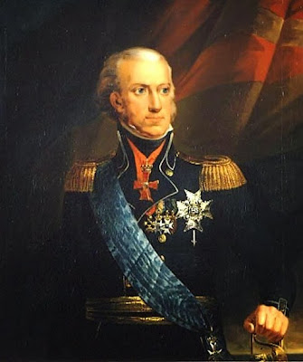 Charles XIII of Sweden by Carl Frederik von Breda