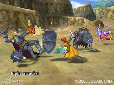 Dragon Quest VIII: Journey of the Cursed King (PS2) 2004
