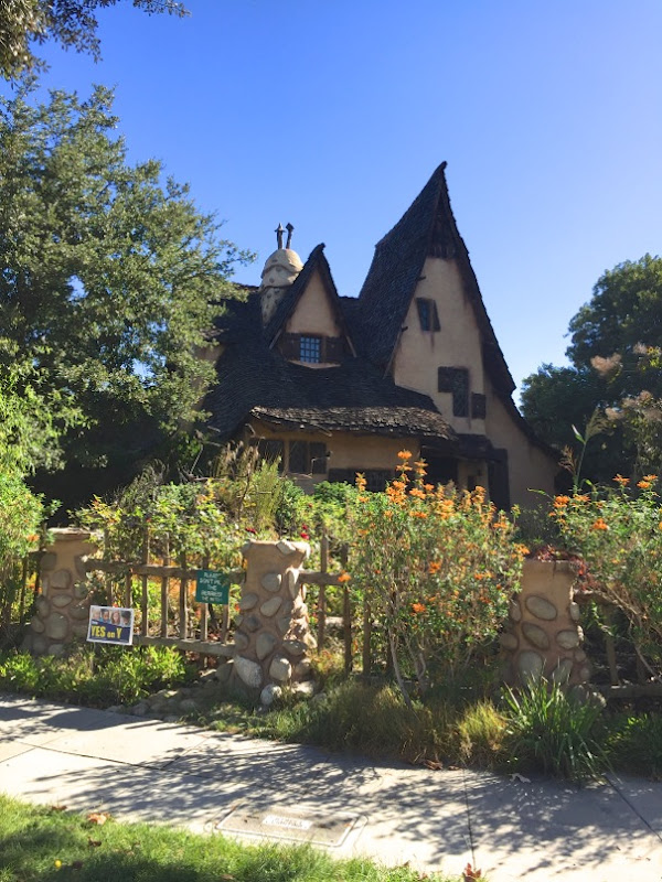 Beverly Hills Witch's House