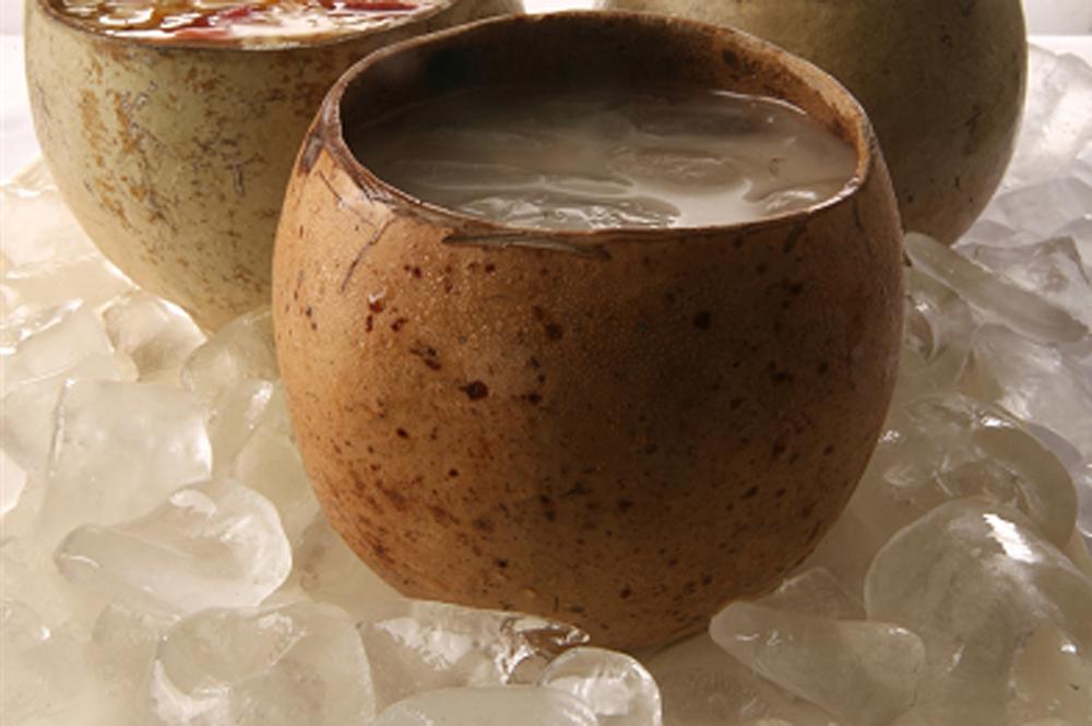 Receta de horchata de morro salvadoreña