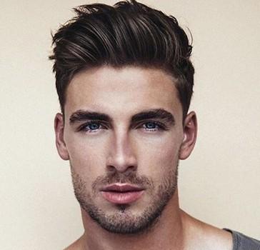 Potongan rambut pria quiff