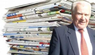 «Συμφωνία των Πρεσπών» - Με τεκμηρίωση ... ΜΙΑ ΑΛΛΗ ΑΠΟΨΗ - Γράφει ο ο κ. Ηλίας Βεζδρεβάνης, τ.Βουλευτής