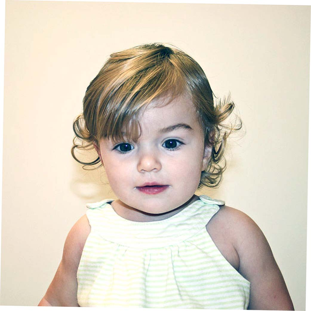 25 Baby Girl Hairstyles BEST and Recommended 2017 - Ellecrafts