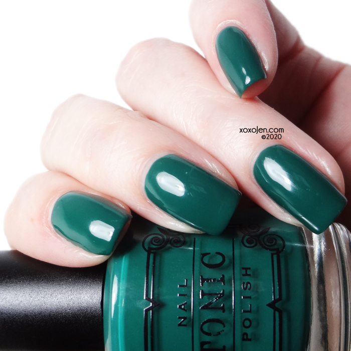 xoxoJen's swatch of Tonic Clover