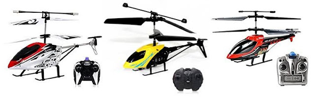 Helikopter Remote Control
