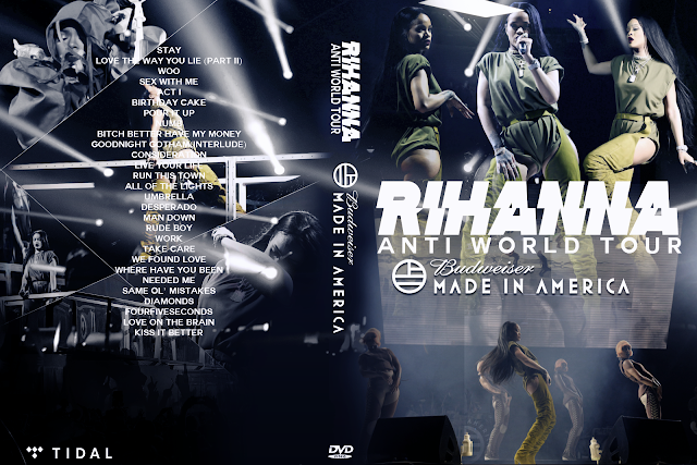 Download Rihanna Live at Made in America Festival 2016 (TORRENT e GDRIVE)
