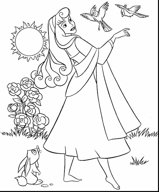 Stunning Aurora Coloring Pages Panda With Aurora Coloring Pages And Disney  Aurora Coloring Pages