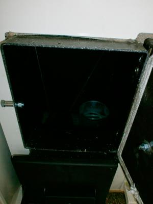 камера для твердого топлива