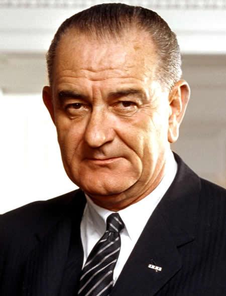 Lyndon B. Johnson - U.S. President