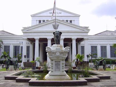 Museum Gajah ( Museum Nasional )