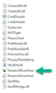 Buka ResearchDownload Tool
