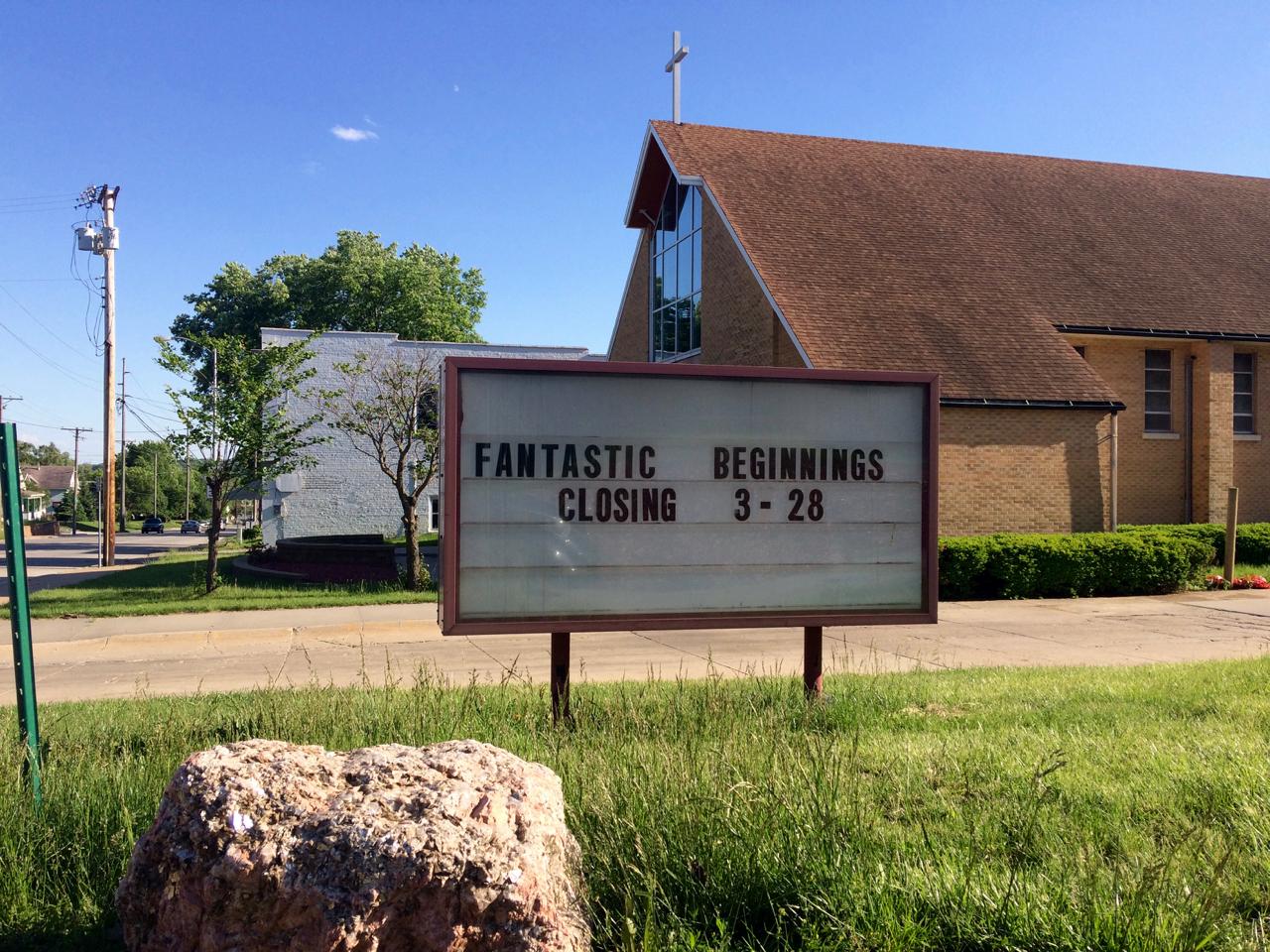 Nebraska Youth Ministries May 2017