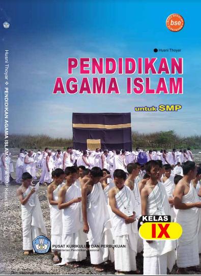 Download Buku Siswa KTSP SMP dan MTs Mata Pelajaran Pendidikan Agama Islam