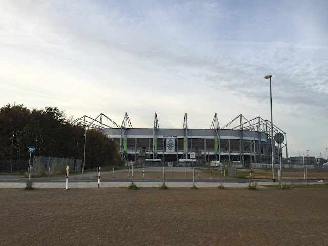 Kugelfisch-Blog: Stadion