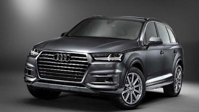 2018 Audi SQ7: TDI, Fiche technique, Intérieur