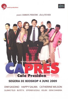 Download Film Capres (calo Presiden) (2009) DVDRip