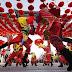 Lebih dari 3 Miliar, Warga China Mudik Rayakan Imlek