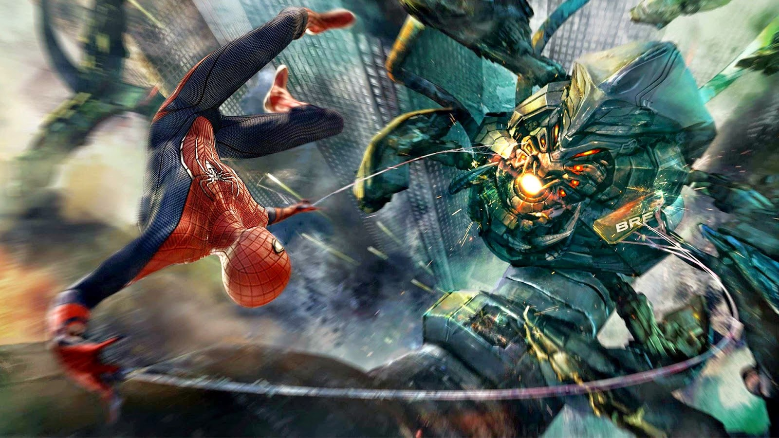 The Amazing Spider-Man 2 is a 2014 Action-adventure game based on the ...